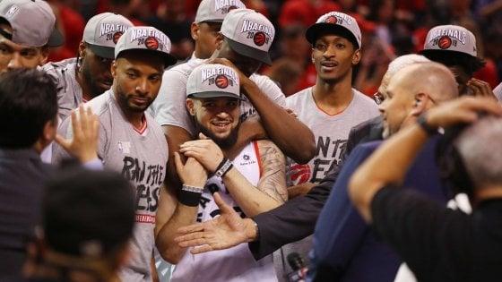 Basket, Nba; Toronto nella storia: prima squadra canadese in finale
