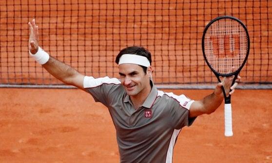 Tennis, Roland Garros: buona la prima per Berrettini, subito fuori Cecchinato