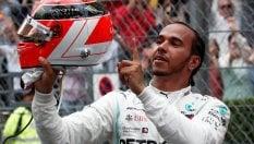 Hamilton vince anche a Montecarlo. Vettel fra le due Mercedes. Verstappen quarto