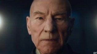 """'Star Trek: Picard', la saga continua con il ritorno del capitano: """"La fine è solo l'inizio"""""""
