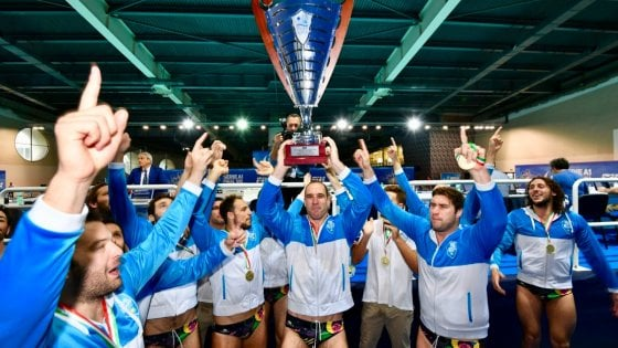 Pallanuoto, la Pro Recco è sempre campione d'Italia: adesso sono 33 scudetti