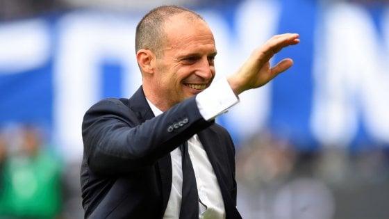 Juventus, Allegri e il futuro: ''Non ho ancora ricevuto offerte''