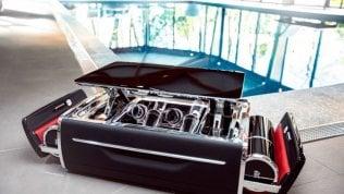 Follie Rolls Royce, la cassa di champagne che costa come un'Alfa Romeo Stelvio