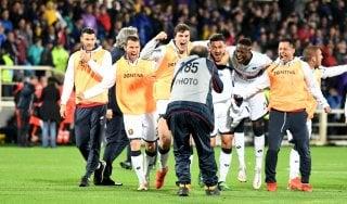 Fiorentina-Genoa 0-0: annoiati e contenti, viola e rossoblù restano in serie A
