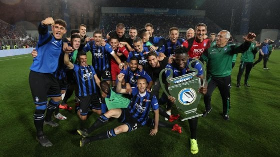 Atalanta-Sassuolo 3-1: i bergamaschi fanno la storia, è Champions League