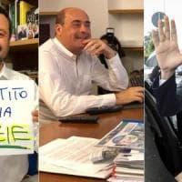Elezioni europee, i risultati: per le proiezioni è trionfo Lega, primo partito al 32%. Pd...