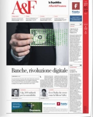 Rep: Digitale, ecco l'Italia che cresce a ritmi da Silicon Valley