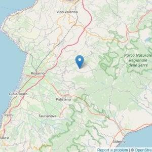 Terremoto, scossa di magnitudo 3,8 tra Reggio Calabria e Vibo