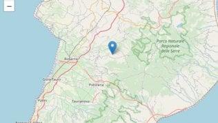 Nella notte scossa di magnitudo 3,8 tra Reggio Calabria e Vibo