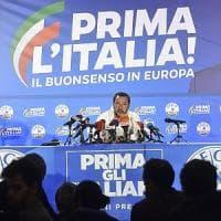 Europee, la Lega trionfa al Nord e al Centro, conquista anche l'Emilia e l'Umbria ma non...