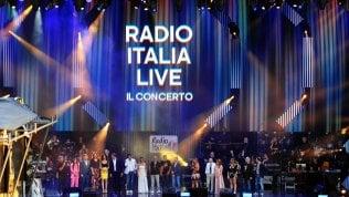 Da Ligabue a Ermal Meta sul palco di 'Radio Italia Live'
