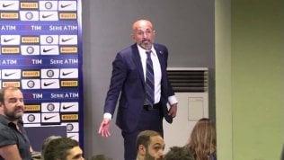 """Spalletti abbraccia Andreazzoli:""""Peccato, ti meritavi la salvezza"""""""