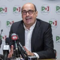 """Elezioni europee, Pd si piazza secondo. Zingaretti: """"Non è un arrivo, ma una ripartenza"""""""