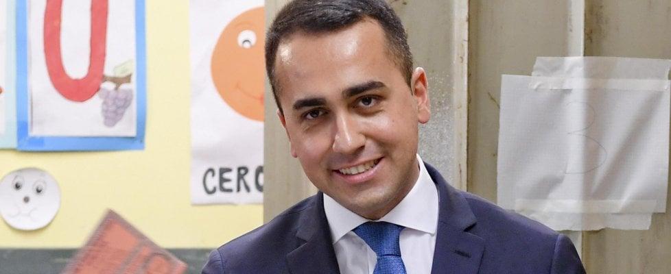 """Elezioni europee, Di Maio: """"Nessuno vuole mie dimissioni"""". Di Battista: """"Problema è cosa si fa"""". Parte la resa dei conti interna"""