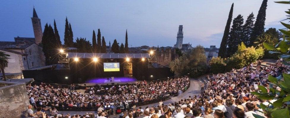 Patti Smith, Capossela, Gifuni, Garrone, Giannini, Piperno: le forme dell'arte al 'Festival della bellezza'