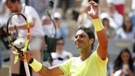 Tennis, Roland Garros: esordio senza problemi per Djokovic e Nadal. Avanti anche Caruso