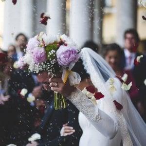 Matrimonio In Fotografia : Il matrimonio è a prima vista la separazione no: la coppia dice sì