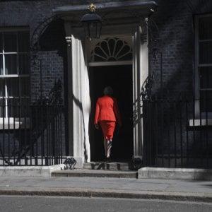 L'Europa vista dall'Inghilterra - senza fermarsi ai fagiolini