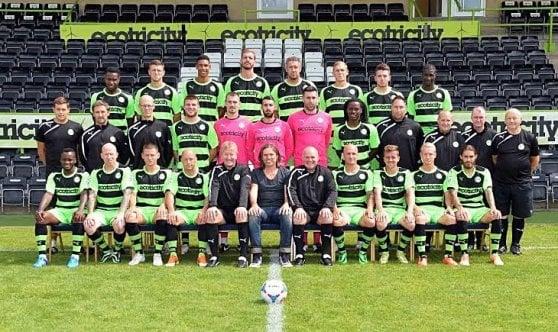 Il Forest Green Rovers ama il pianeta, è la squadra di calcio a emissioni zero