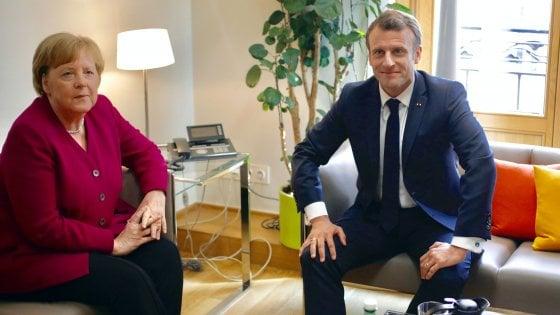 Ue, stallo al vertice: il veto di Macron impallina il candidato tedesco alla Commissione