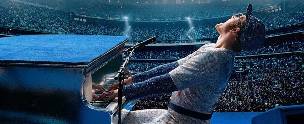 'Rocketman', la vita di Elton John è un musical tra glam e fantasia