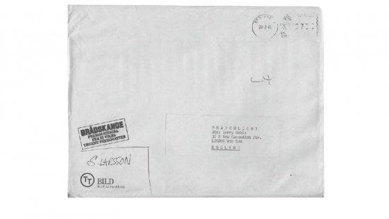 Marzo 1986: quando Stieg Larsson indagava sull'omicidio di Palme e scriveva...