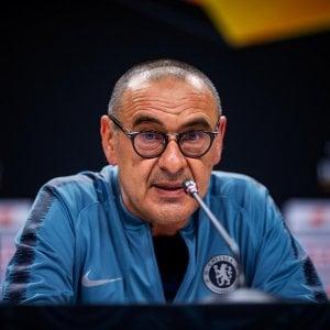 Juventus, Agnelli a Baku: primi approcci per Sarri?