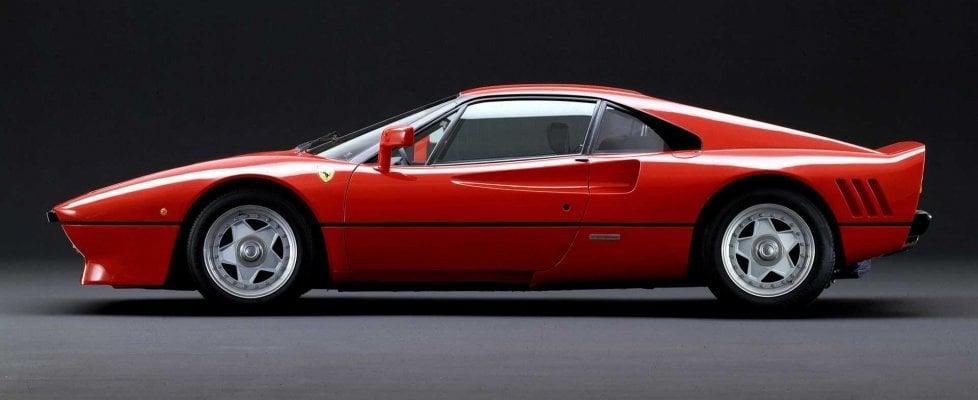 Nuova Ferrari SF90, tutto nacque con la 288 GTO