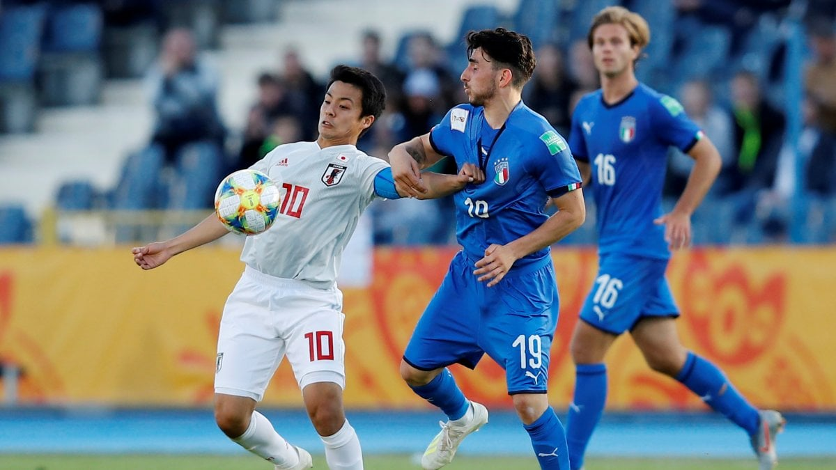 Mondiali Under 20, Italia-Giappone 0-0, Gli Azzurrini