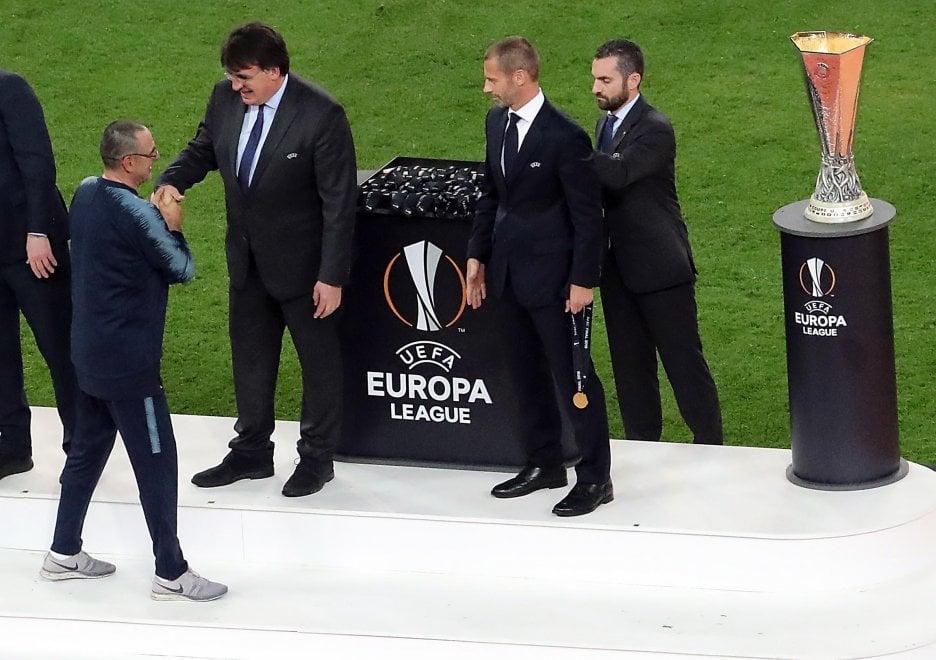 Chelsea-Arsenal, il trionfo di Sarri