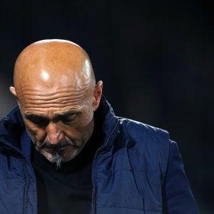 Inter, è ufficiale: Luciano Spalletti non è più l'allenatore