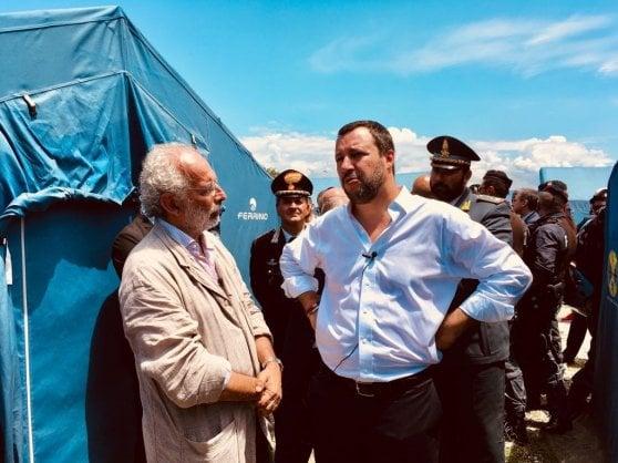 """Lerner risponde a Salvini: """"Per fortuna la Rai è ancora di tutti"""""""