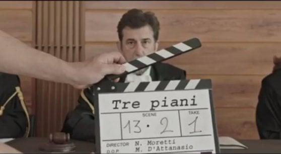 Nanni Moretti, un video anticipa 'Tre piani', il nuovo film: ecco le prime scene