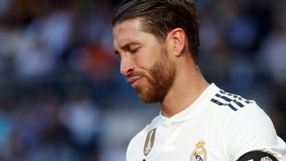 """Real Madrid, Sergio Ramos ci ripensa: """"Voglio chiudere la carriera qui"""""""