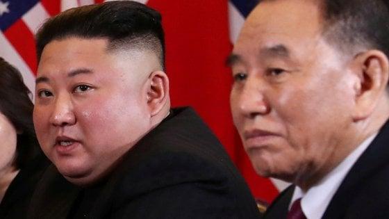 Corea del Nord, Kim Jong-un fa giustiziare i negoziatori del fallito vertice di Hanoi con Trump
