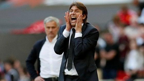 Antonio Conte, il tecnico superstar chiamato a sfidare la Juve