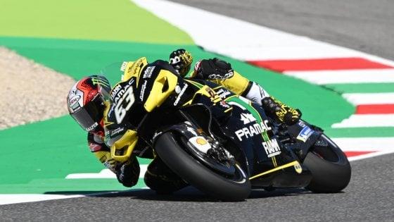 MotoGp, Gp Italia: la Ducati che non ti aspetti, Bagnaia il più veloce nelle libere