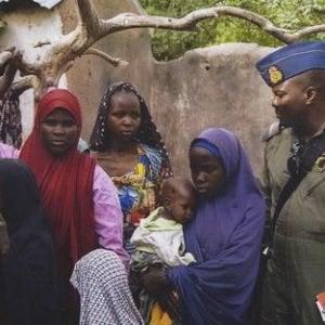 Nigeria, ritornando dalla terra della Jihad: Il destino delle donne associato a Boko Haram