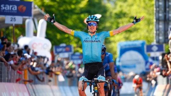 Ciclismo, Giro dItalia: Carapaz vicino al trionfo, Nibali lotta. Bilbao doma lultima salita