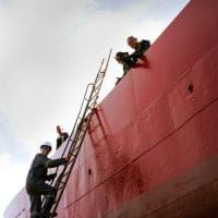 Mediterraneo, con l'antico veliero Brigantes il trasporto merci che non inquina