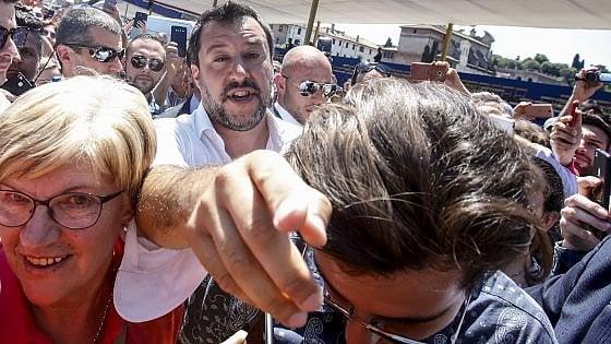 """Dal 2 giugno a Venezia, rissa M5S-Lega. Salvini: """"Se qualcuno vuole litigare, torniamo al voto"""""""