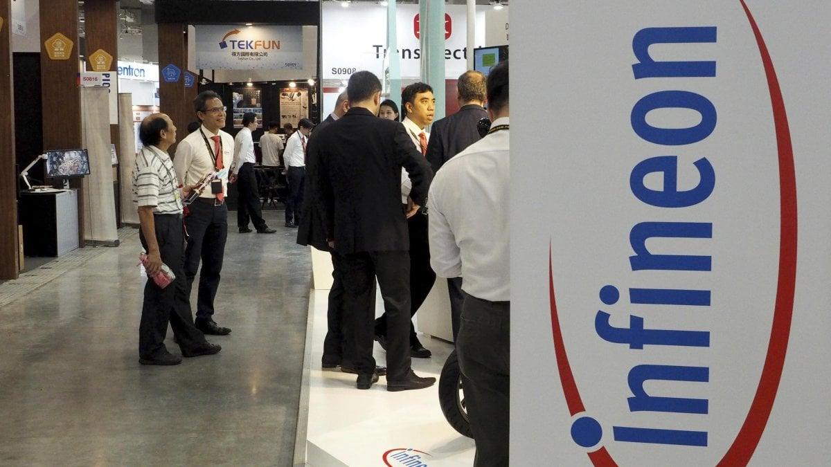 Infineon, in dirittura l'acquisizione di Cypress per 9 miliardi di euro