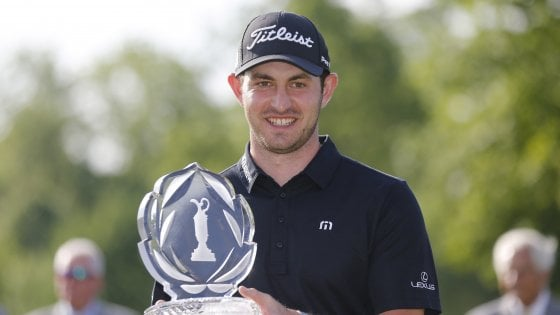 Golf, Cantlay vince il Memorial Tournament