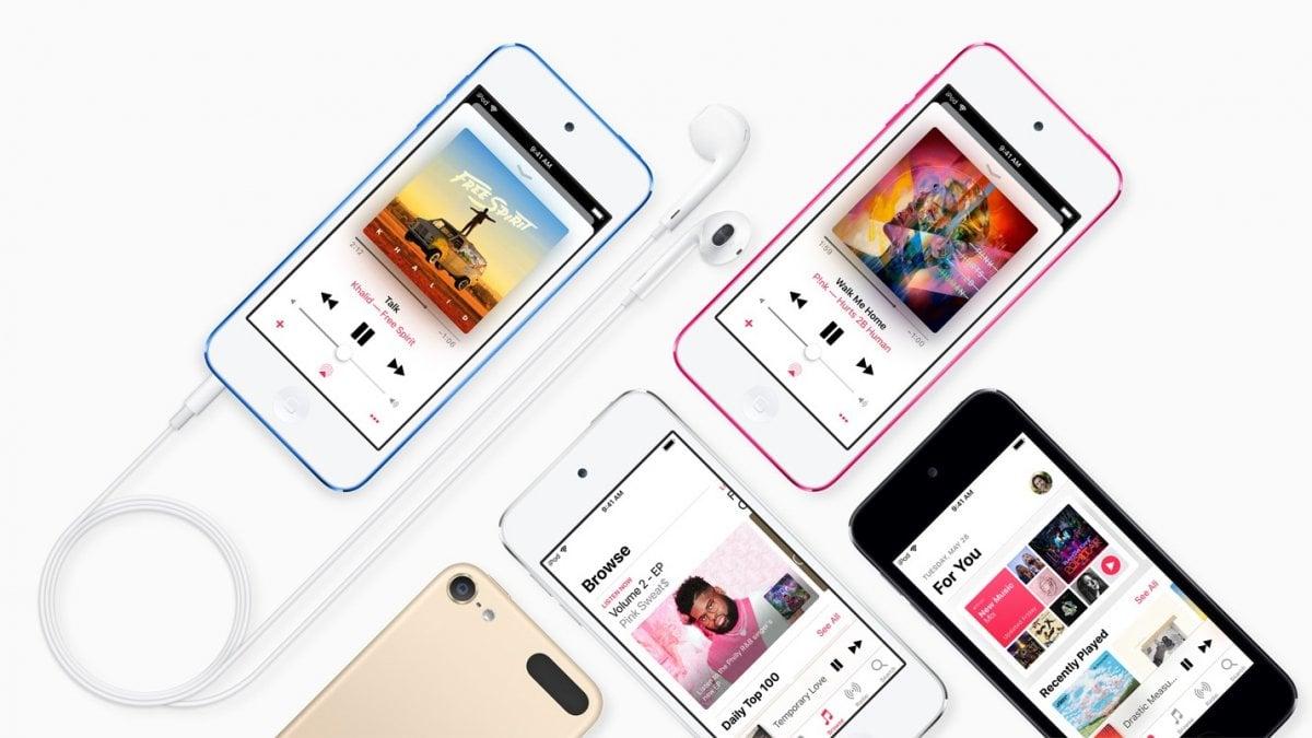 L'iPod è tornato, all'insegna di musica e servizi