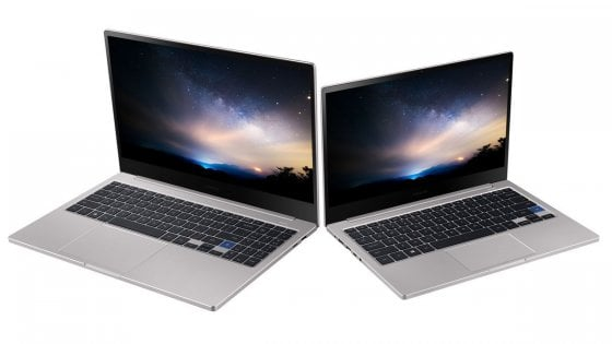 Samsung anticipa la conferenza Apple e svela i suoi nuovi computer