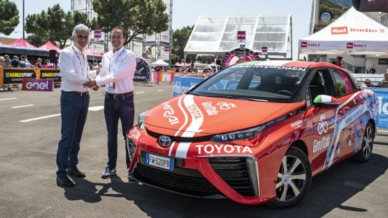 Eni e Toyota, al via il progetto idrogeno