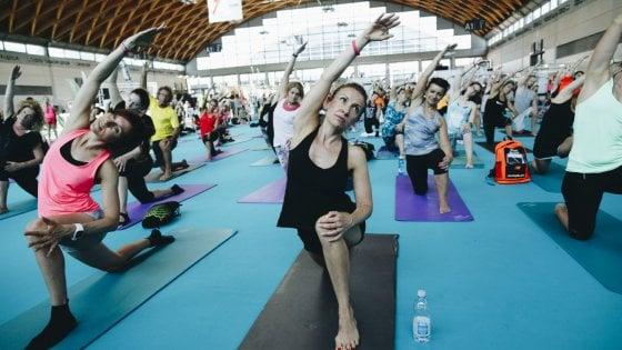 Fitness olistico, mente e corpo in equilibrio per ricaricare le energie