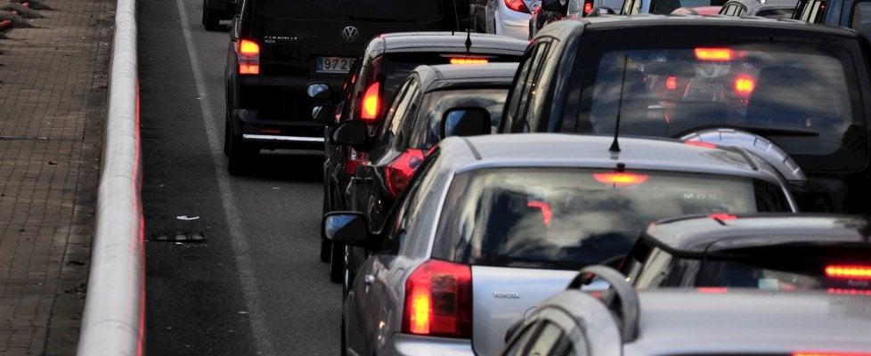 Traffico, Roma peggio di New York