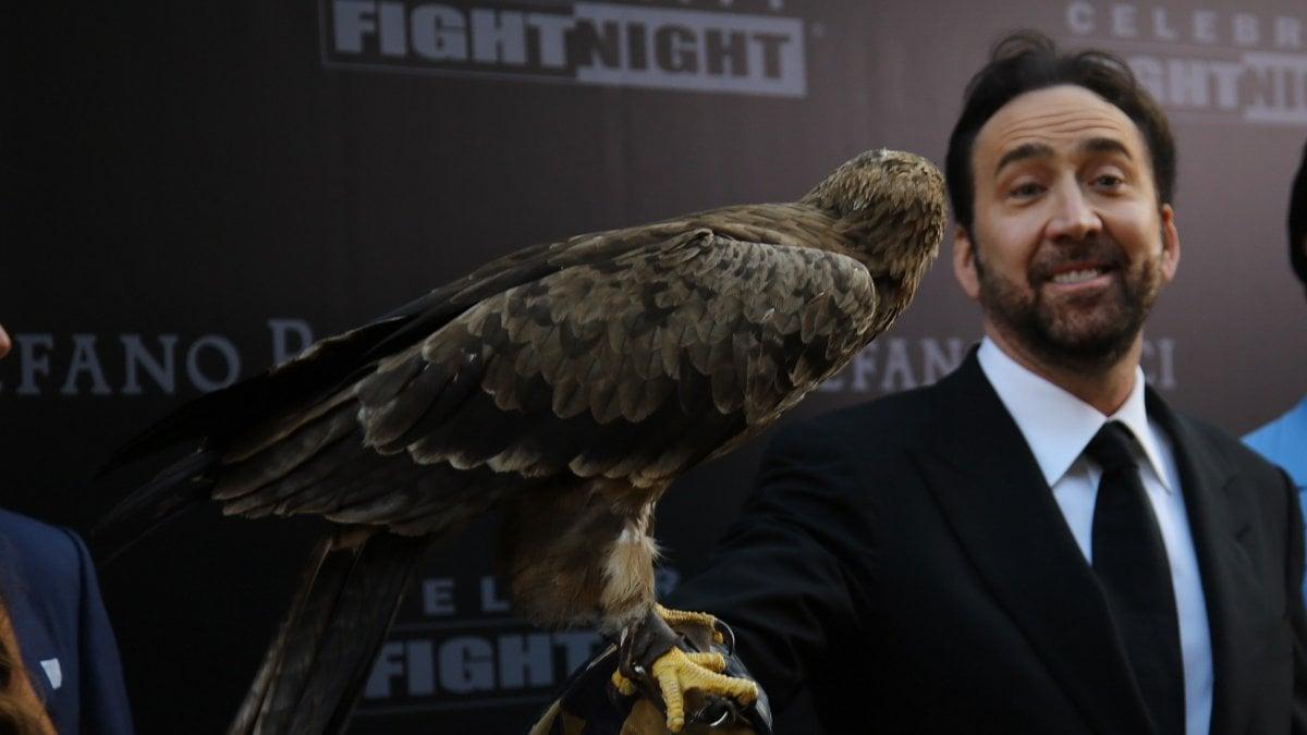 """Nicolas Cage divorzia dopo un matrimonio durato quattro giorni: """"Troppo ubriaco"""""""