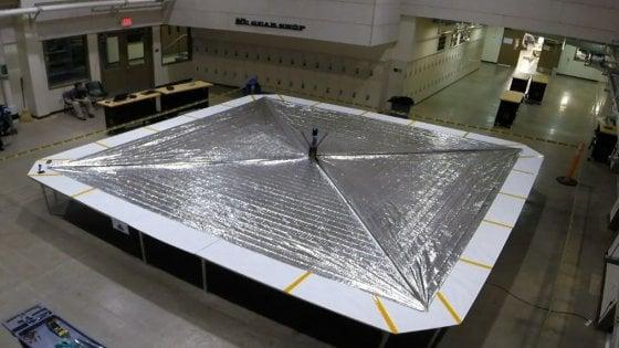 Pronta al lancio LightSail 2, la prima navetta a vela solare